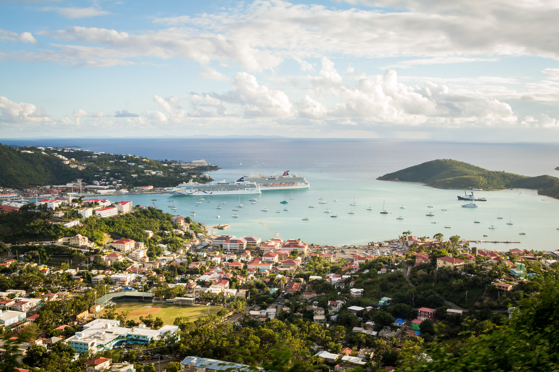 Saint Thomas. Virgin Islands