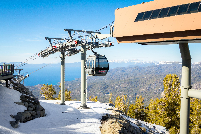 Heavenly Mountain. California/Nevada